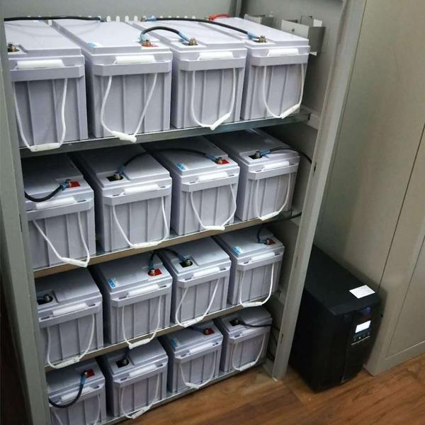哈尔滨五常储备粮库UPS安装